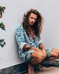 Giaro Giarratana Curly Hair Long Curly Hair Men Inspiration
