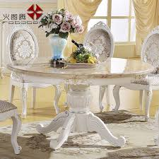 continental french dining table marble dining table continental european round marble table combination round table