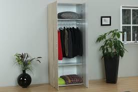 2 Türiger Kleiderschrank Schlafzimmer Schrank Drehtürenschrank Eiche