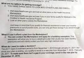 so now i get to add to my annual stress levels when it comes to health insurance