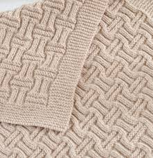 simple rug patterns. Knitting Pattern Easy Basketweave Baby Blanket Simple Rug Patterns