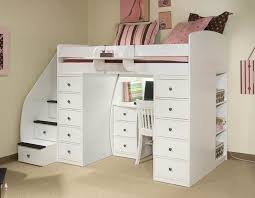loft bed with shelves. Brilliant Loft Inside Loft Bed With Shelves N