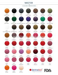 Eternal Ink Colour Chart Various Colors Glitter Tattoo Ink For Permanent Make Up Buy Glitter Tattoo Ink Tattoo Ink Tattoo Ink For Permanent Make Up Product On Alibaba Com