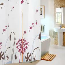beautiful shower curtains. beautiful shower curtains for your bathroom in country style i