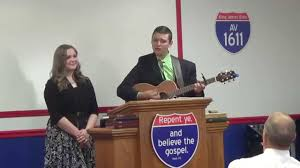 """Gabriel & Priscilla Parks """"I Guess I Ought To Know"""" - YouTube"""