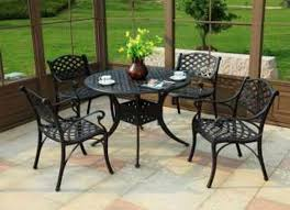 wrought iron patio set vintage unique french dining table with 48 round marble top
