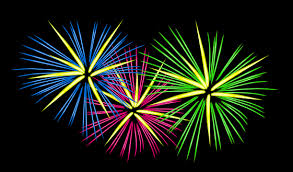 Animated Fireworks Cliparts - Cliparts Zone