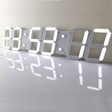 mind delta radio controlled digital wall clock