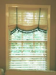 Super Simple Instructions On How To Sew A Burlap Roman Shade Burlap Window Blinds