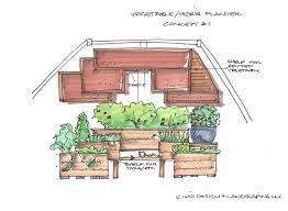 garden box designs. vegetable garden drawing raised box design charming . designs u