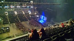 staple center seating chart concert staples center section 302 concert seating rateyourseats com