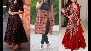 Kalamkari Churidar Neck Designs For Stitching Top 20 Kalamkari Kurtis Designs Kalamkari Churidar Kalamkari Dress Kalamkari Anarkali