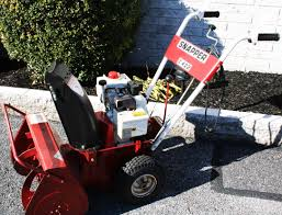 equipment tools toro wheel horse 269 hydro w 42 mower deck 450 hrs rear baggers snapper i422 electric start snow blower 18 3 hp tiller cultivator