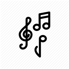 They should be indented a tiny bit, as we can see below: Clef Composition Music Note Sound Treble Treble Clef Icon Download On Iconfinder