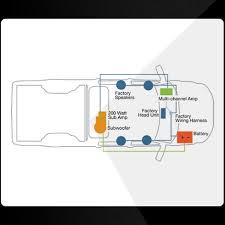 f sony subwoofer wiring diagram f image kicker pf150c13 on f150 sony subwoofer wiring diagram