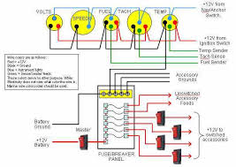 easy wiring schematic basic pontoonstuff pontoon boat parts instrumentpanelwiring