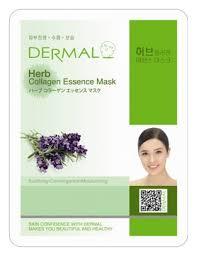<b>Успокаивающая тканевая маска для</b> лица Herb Collagen Essence ...