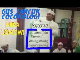 Gus Nur: Banyak Ulama Diundang Ke Istana, Keluar Jadi Cebong