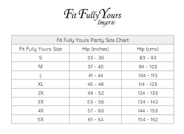 Tummy Size Chart Fit Fully Yours Kristina Tummy Control Brief