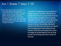 macbeth s first soliloquy ppt video online 3 act 1 scene 7
