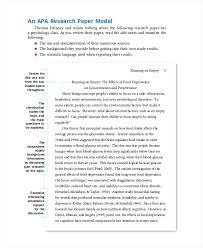 journal paper template case study template format sample journal paper 6 scientific word