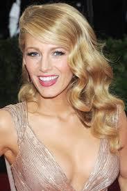 hollywood retro hairstyles vine celebrity hair inspiration glamour uk