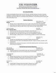 School Social Worker Sample Resume