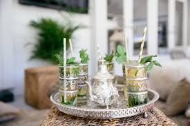 A Morocco inspired party decoration - Moroccan Ladies