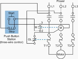 motor control circuit diagram plc ireleast info a hardwired relay circuit and b wiring diagram of a reduced wiring