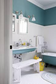 Clear Glass Backsplash Rustic Beach Bathroom Decor Brown Granite Tiled Wall Panel