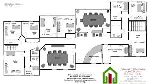 office floor plans. Interesting Office 3545 Main Floor In Office Plans