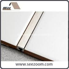 Listellos And Decorative Tile China 100mm Champagne Ceramic Decorative Tile Trim Listello China 53