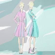 курсы Fashion иллюстрации создание модных эскизов одежды в спб