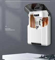Máy sấy và khử khuẩn đũa thìa bằng tia UV hộp sấy và khử khuẩn đũa thìa