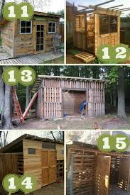 pallet building ideas. do you need a livestock barn or storage shed? try out some of these amazing pallet building ideas l