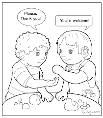 Toddler Coloring Page Mauracappscom