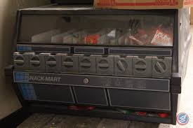 Snack Mart Vending Machine Gorgeous SnackMart' Vending Machine N Auctions Online Proxibid