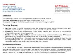Java Web Developer Resume Sample Front End Web Developer Resume Example Examples Of Resumes 30