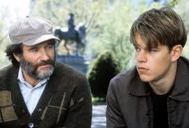 The Best Lines From 'Good Will Hunting' Adorable Obscure Robin Williams Quotes