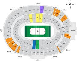 Bridgestone Preds Seating Chart 2020 Nhl Winter Classic Ticket Packages Nhl Experiences