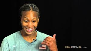 tamika catchings discusses how to be a good team leader tamika catchings discusses how to be a good team leader