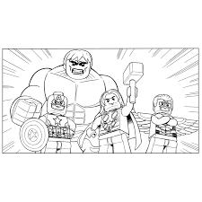 15 Kleurplaat Lego Marvel Super Heroes Krijg Duizenden