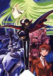 f y i the code in code geass makes me think of secret codes which has been used throughout history to obscure the real messages mainly espionage in