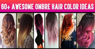 60 awesome ombre hair color ideas to try at home