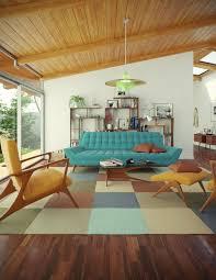 mesmerizing modern retro living room. Mesmerizing Modern Retro Living Room. Mid Century Room With A True-to Era L