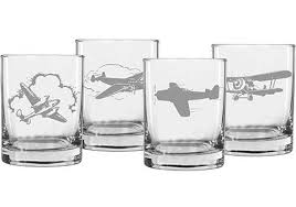 aviation gift ideas end whiskey gles
