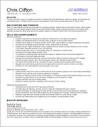 Ministry Resume Great Ministry Resume Templates 100 Resume Template Ideas 4