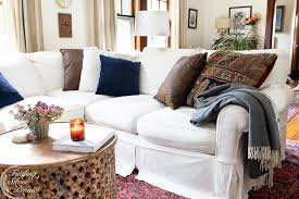 i had no idea that ing a sectional would make me want to change our rectangular coffee table today i wanted to share our new one and on trend round