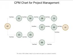 Cpm Chart For Project Management Ppt Powerpoint Presentation