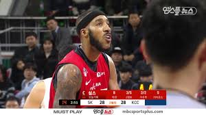 HIGHLIGHTS】 Courtney Sims H/L | Knights vs Egis | 20161209 | 2016-17 KBL -  YouTube